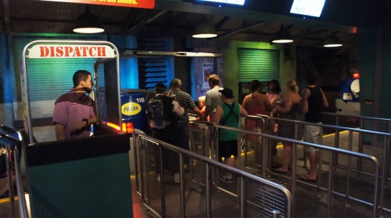 The Amazing Adventures of Spider-Man at Islands of Adventure.