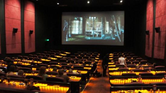 AMC Fork & Screen at Downtown Disney.
