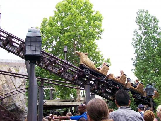 Flight of the Hippogriff - 2012.