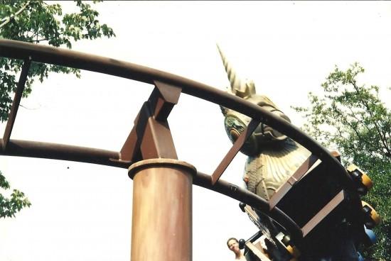 Flying Unicorn - 2001.