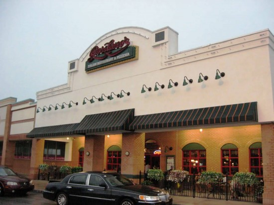 Giordano's Famous Stuffed Pizza.