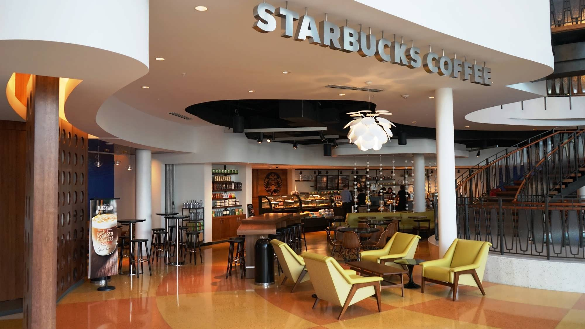 Starbucks at Cabana Bay Beach Resort