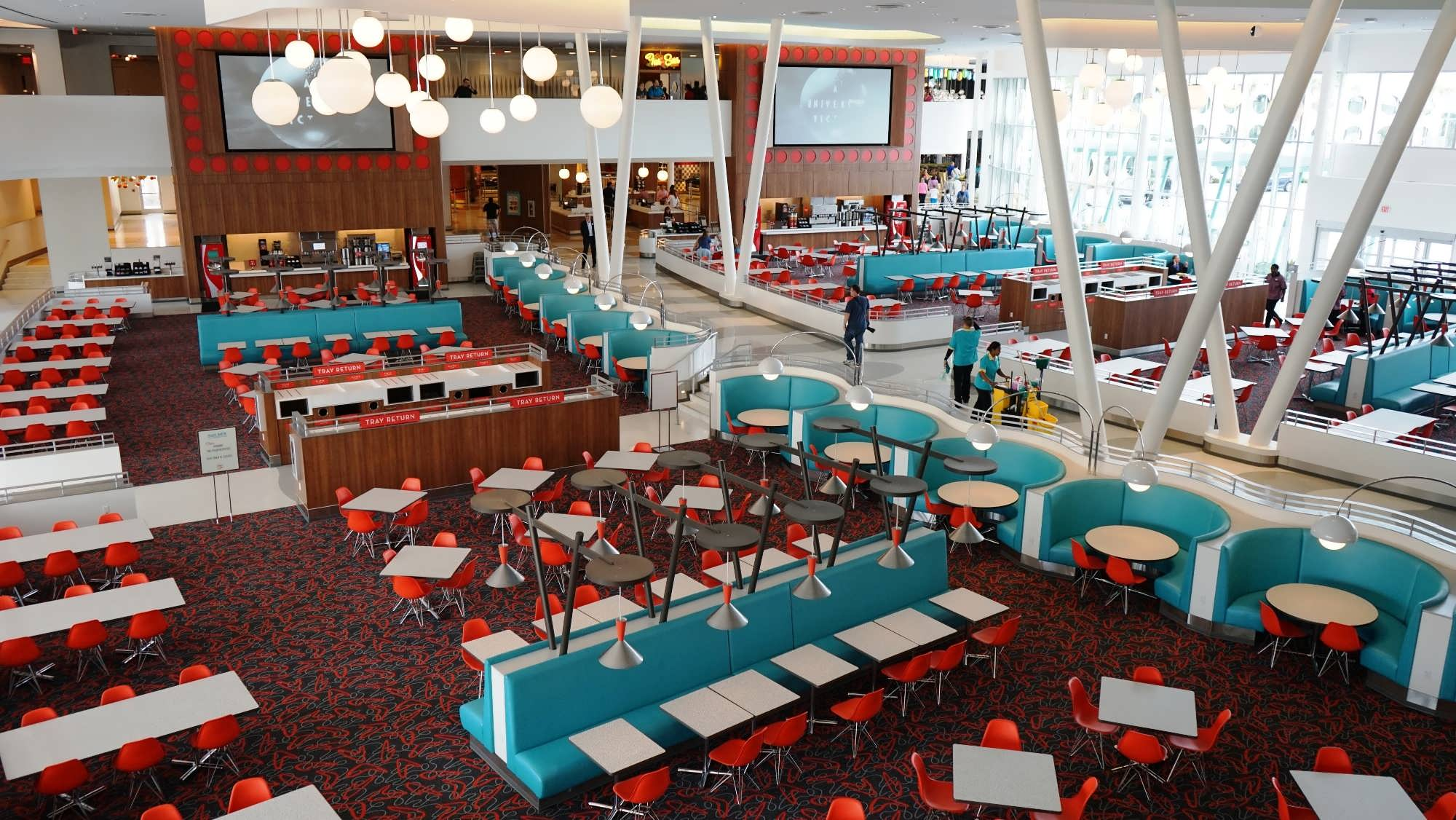 Bayliner Diner at Cabana Bay Beach Resort