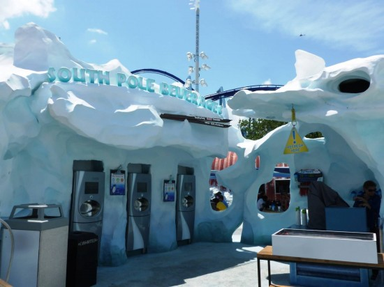 Antarctica: Empire of the Penguin at SeaWorld Orlando.