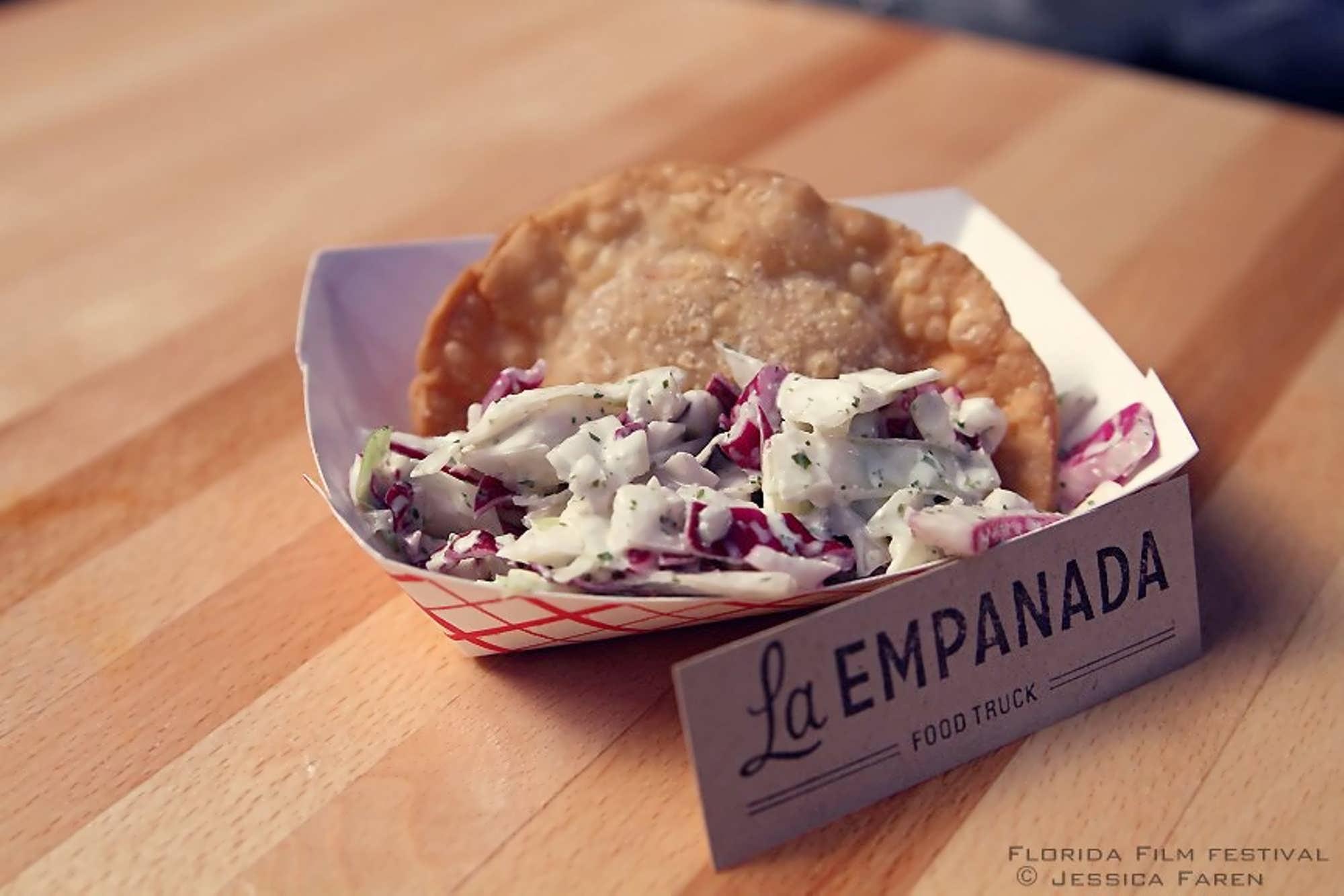 Empanada Man Food Truck