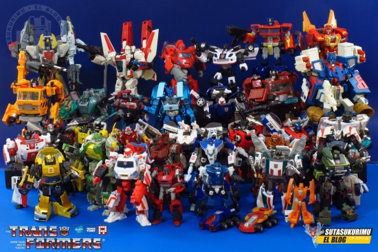 Original Autobot Transformers.