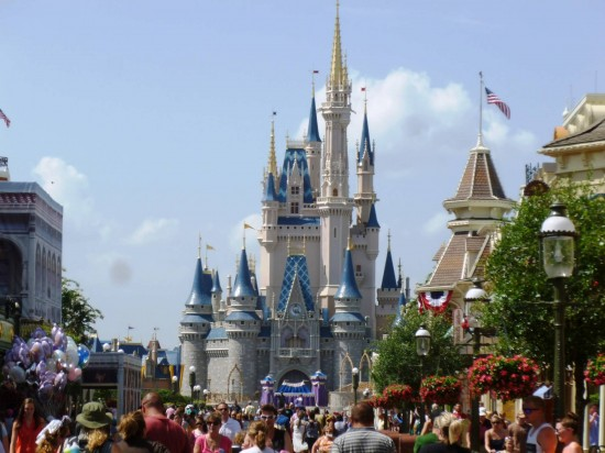 Magic Kingdom trip report - June 2013.
