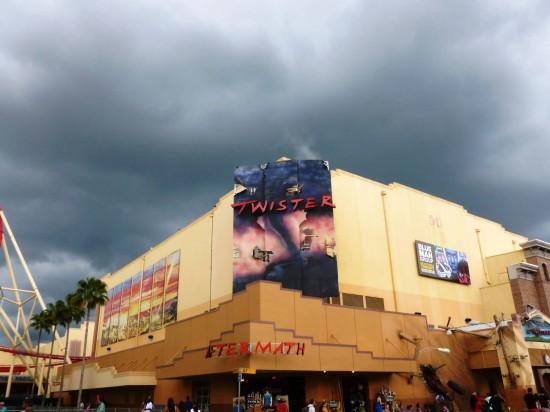 Universal Studios Florida trip report - June 2013.