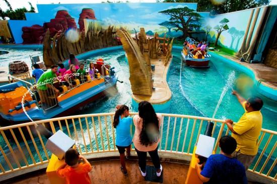 LEGOLAND Florida's World of Chima now open.