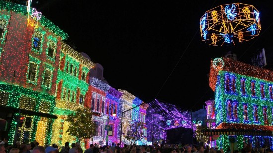 Osborne Family Spectacle of Dancing Lights.