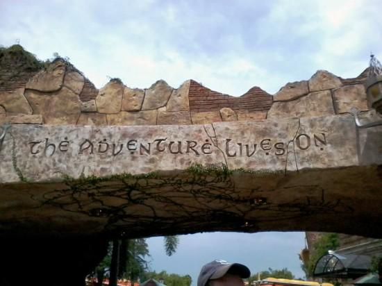Islands of Adventure trip report - July 2013.