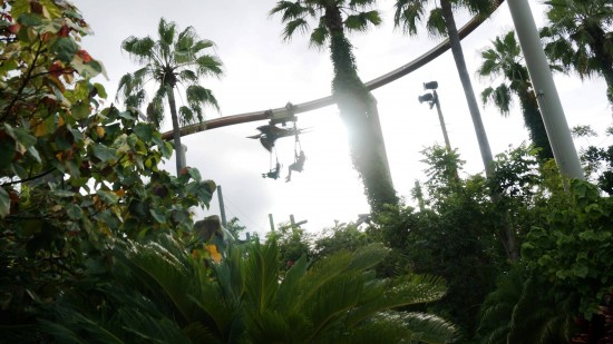Pteranodon Flyers at Islands of Adventure.