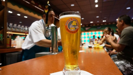 Moe's Tavern at Universal Studios Florida.