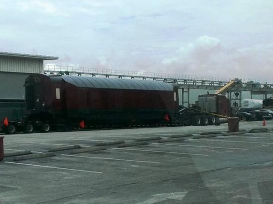 Hogwarts Express?