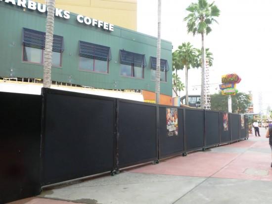 Universal CityWalk - August 2013.