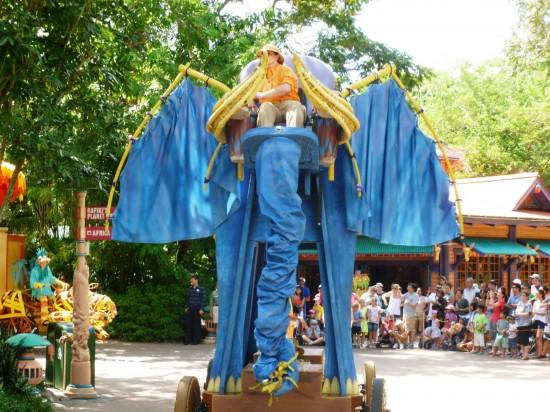 Disney's Animal Kingdom trip report - September 2013.