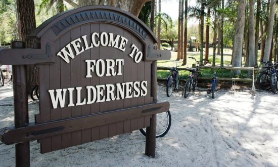 Disney's Fort Wilderness Resort.