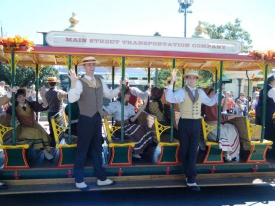 Magic Kingdom trip report - October 2013.