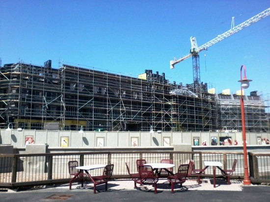 Universal Studios Florida trip report - October 2013.