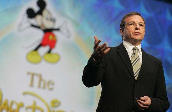 Disney CEO Bob Iger.