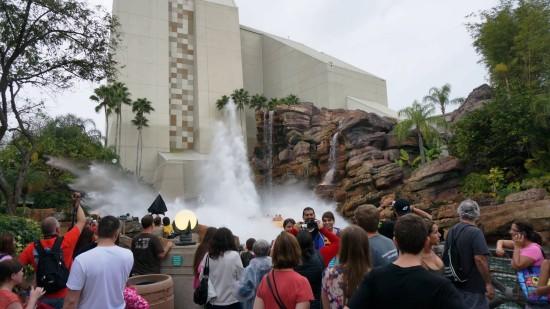 Universal Orlando Resort - December 2013.