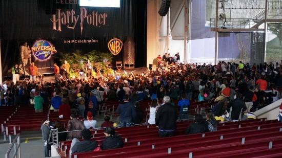A Celebration of Harry Potter 2014 - Day 3.