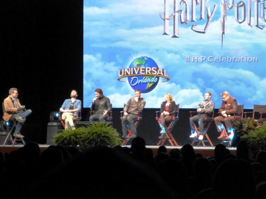 A Celebration of Harry Potter 2014 - Day 1.