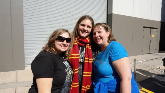 A Celebration of Harry Potter 2014 - Day 2.