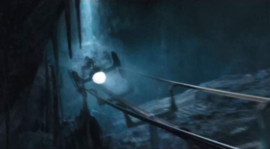 The Thief's Downfall is expected to be part of the Gringotts Bank ride.