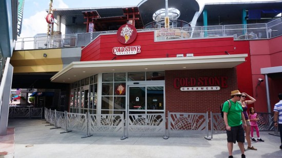 Universal CityWalk – March 2014.