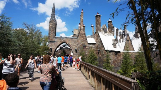Islands of Adventure – March 2014.