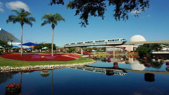 Epcot trip report – March 2014.