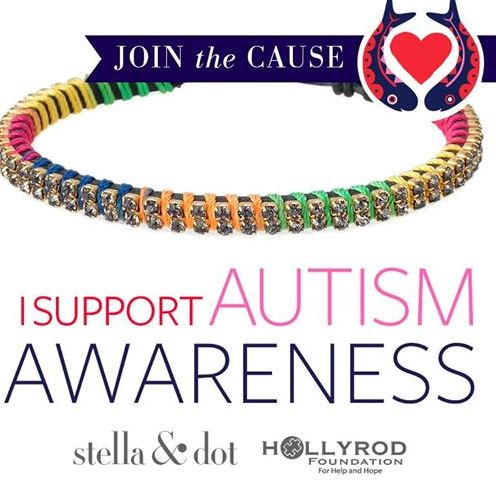 I support Autism Awareness.