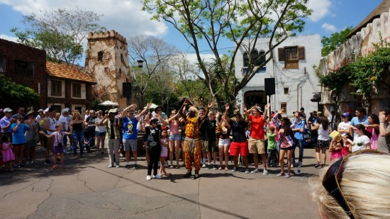 Animal Kingdom - April 2014.