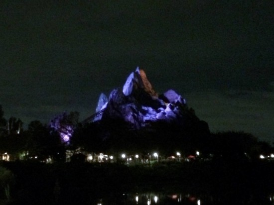 Expedition Everest Challenge.