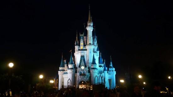 Magic Kingdom - May 2014.