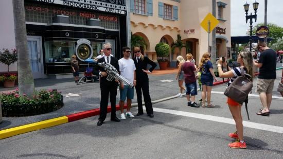 Universal Studios Florida - May 2014.