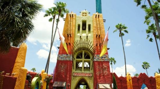 Busch Gardens Tampa - July 2014.