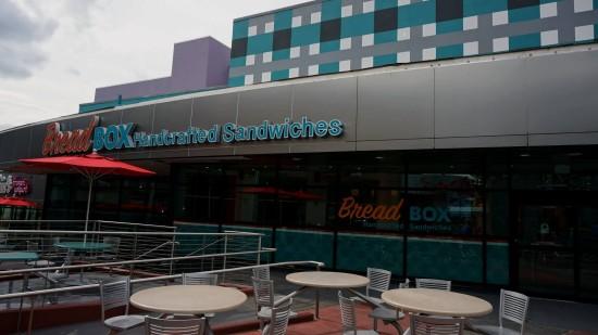 Universal CityWalk - July 2014.
