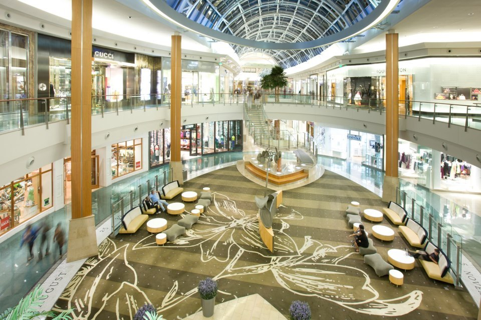 Top 5 shopping centers in Orlando