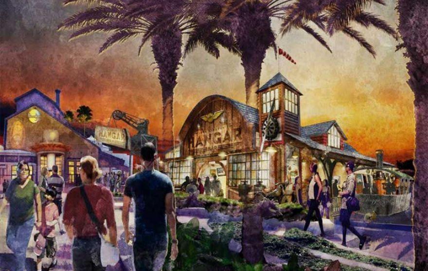 How Disney Is Aping Universal with Indiana Jones