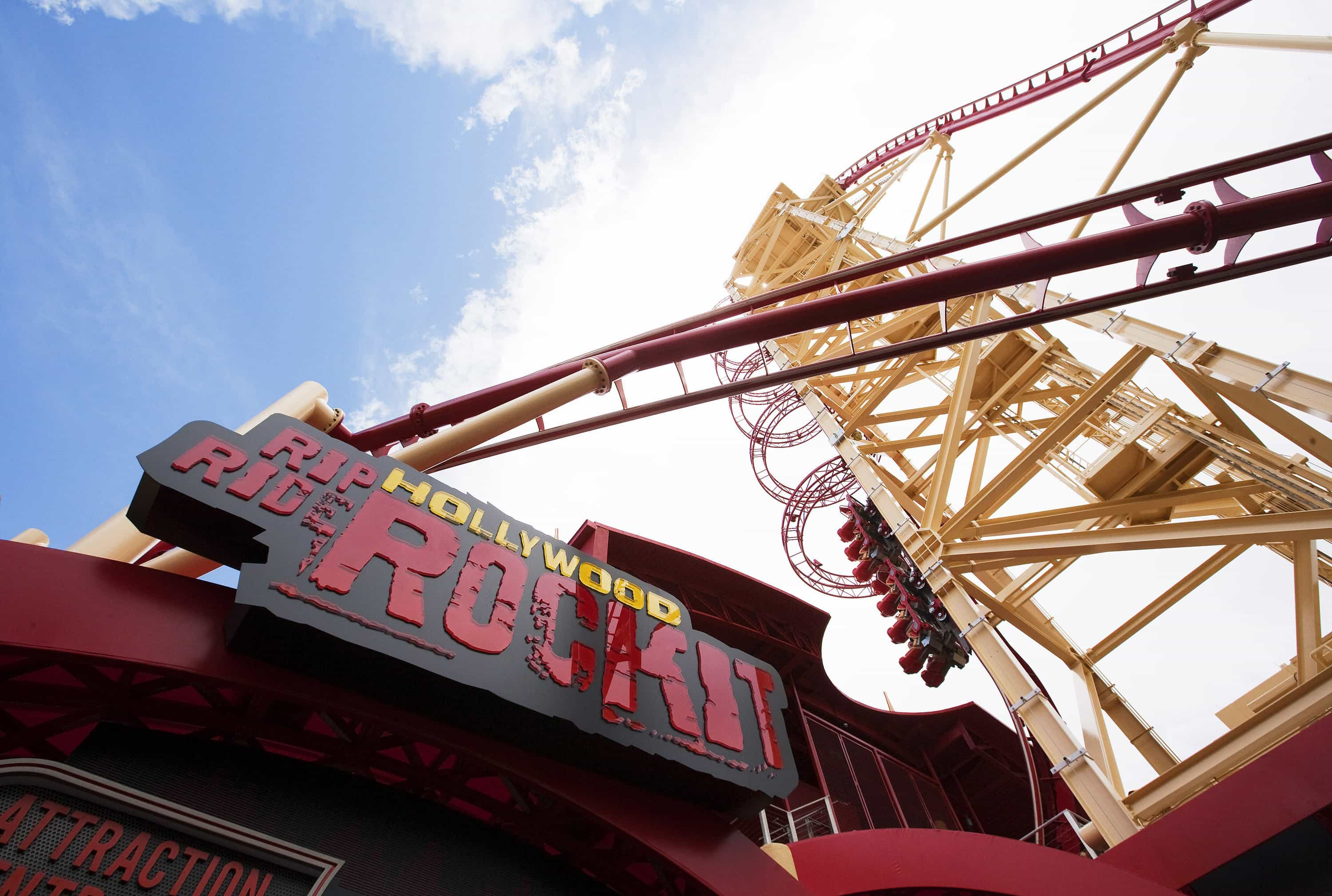 5 tallest and fastest roller coasters in Orlando