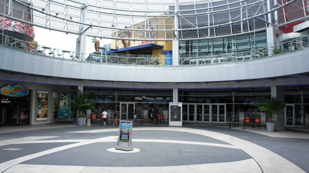AMC Universal Cineplex 20 with IMAX at Universal Citywalk Orlando.