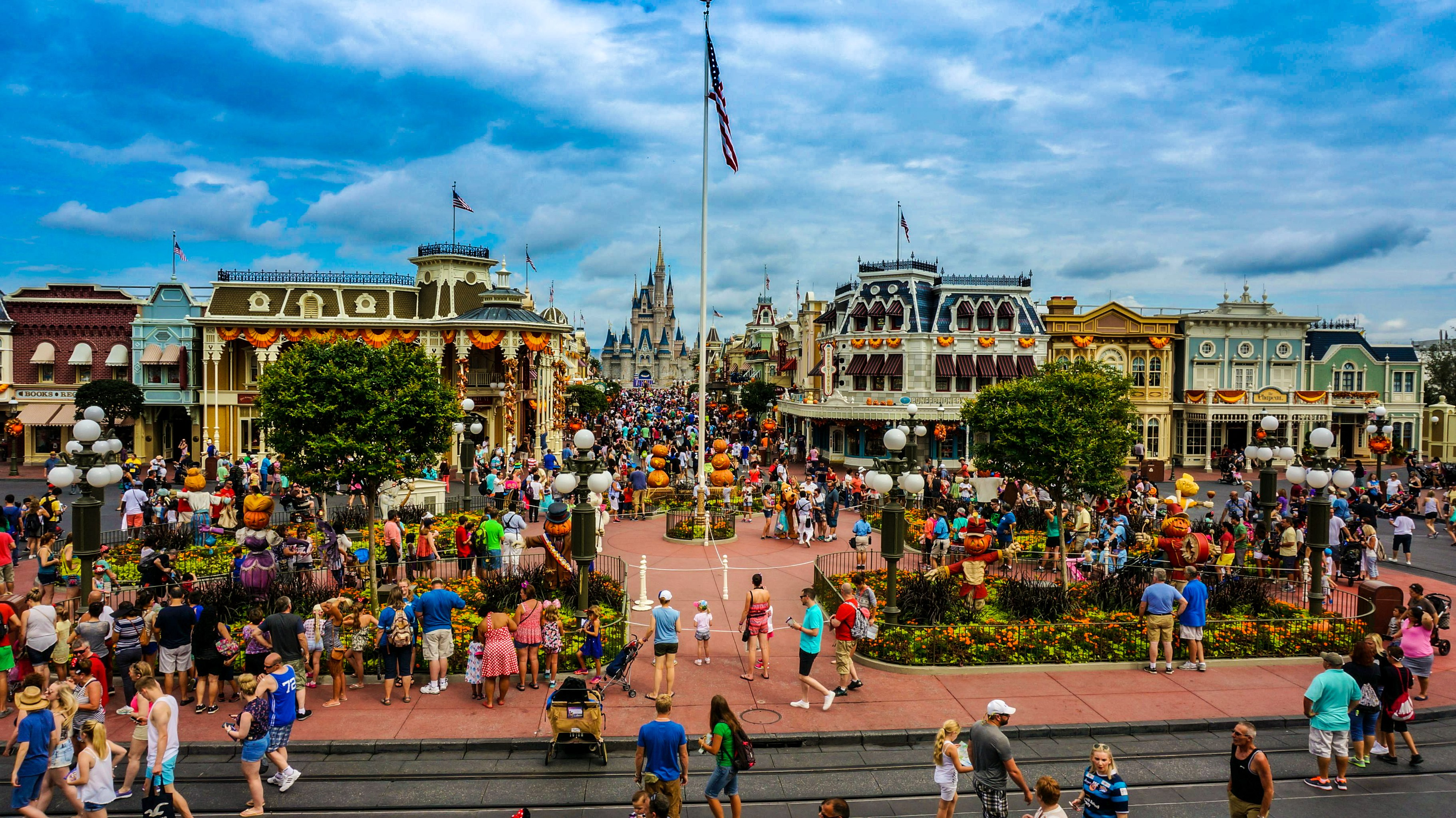 Ten things discovered during a weekend at Disney World