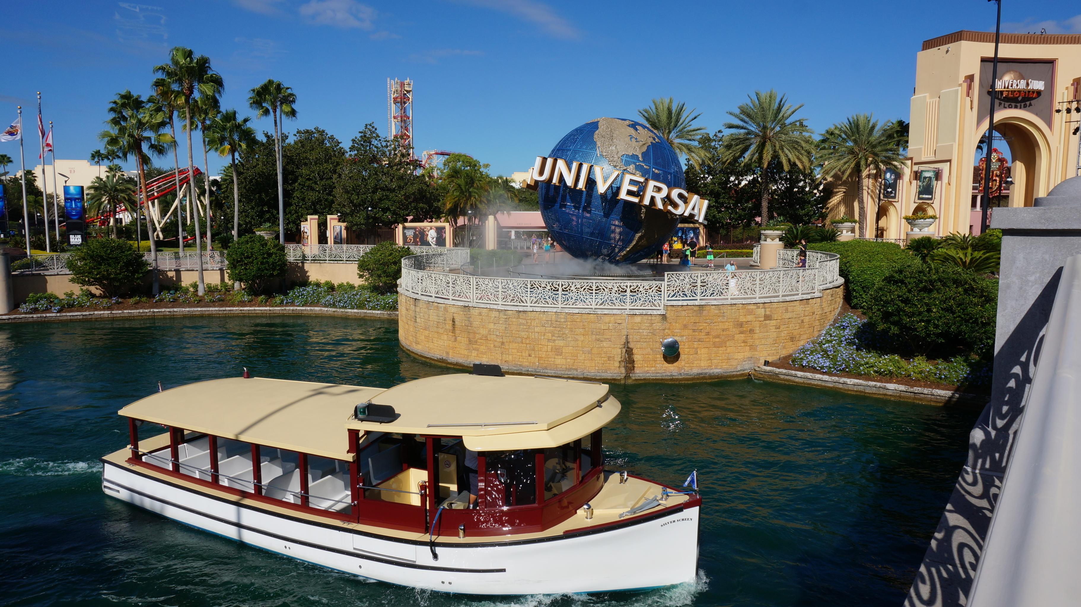 Universal Orlando October 2015 trip report