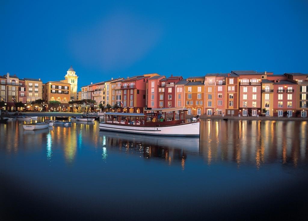 (UNIVERSAL) 01_Loews Portofino Bay Hotel