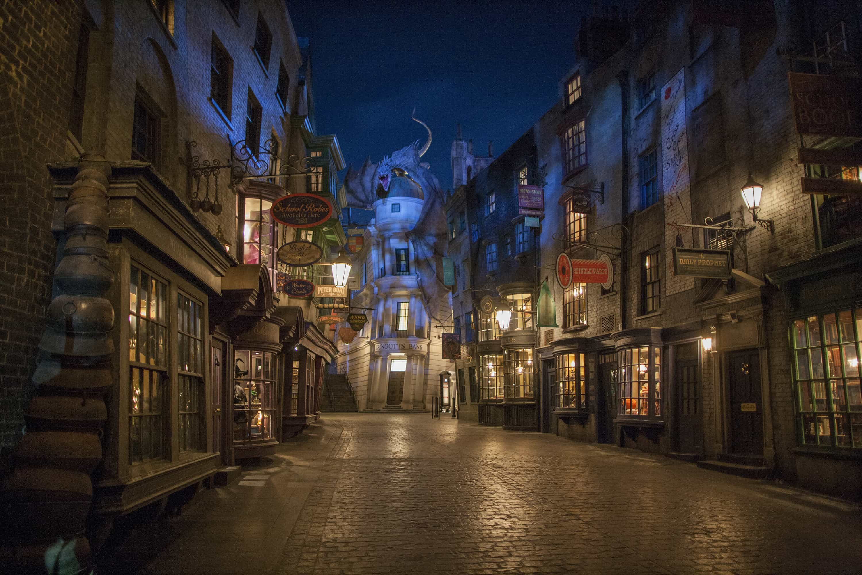 5 musical scores you'll remember when visiting the Wizarding World