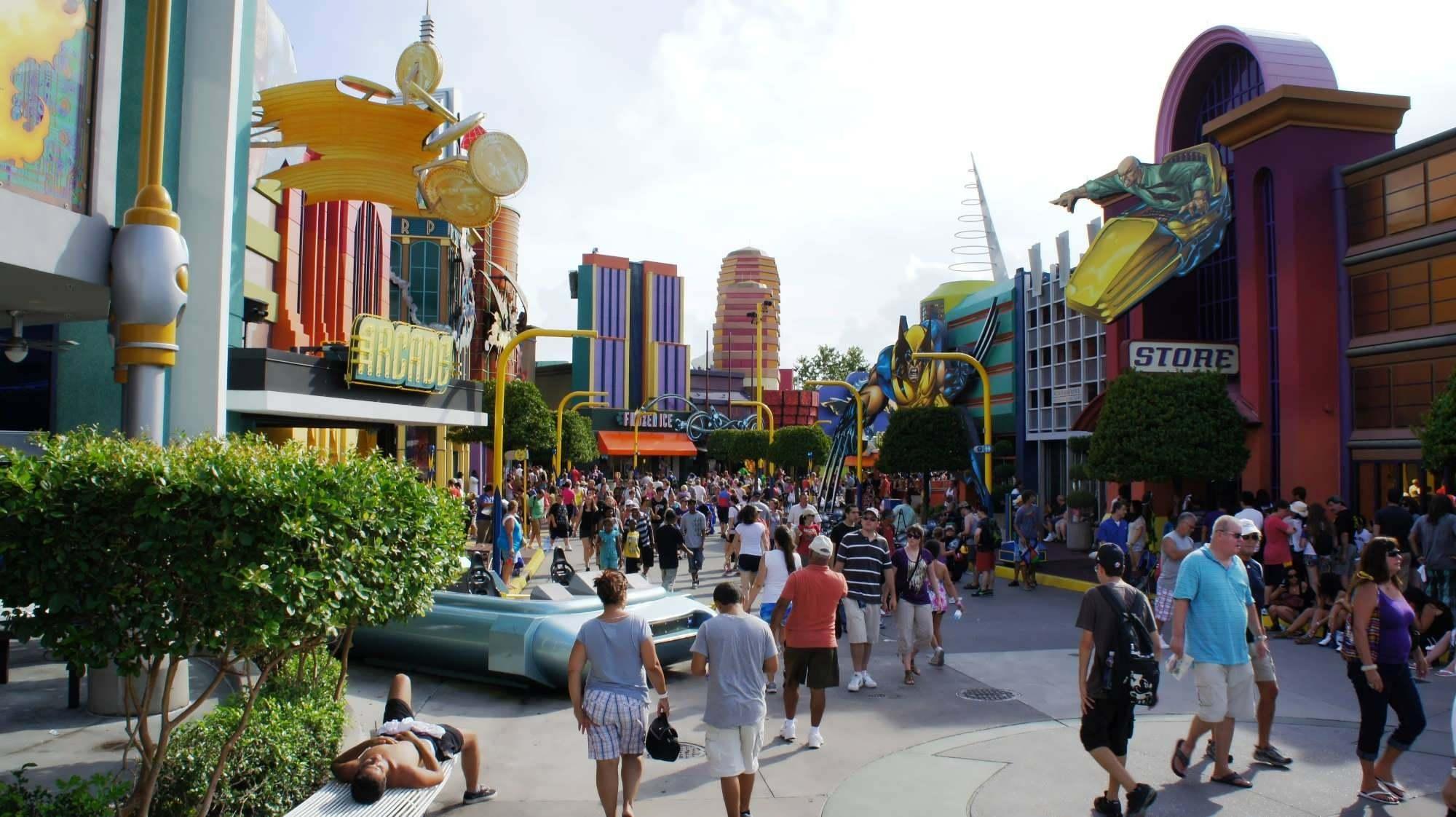 Top 3 theme park pet peeves