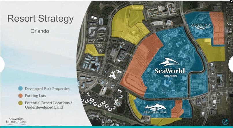 The once and future SeaWorld Orlando Resort.
