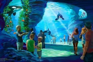 SeaWorld's Blue World Project